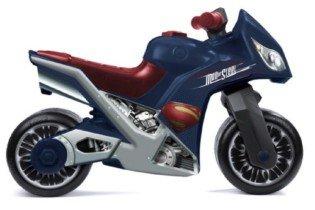 Molto – Moto con diseño de Superman