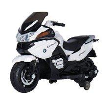 Moto eléctrica para niños de 12v, estilo BMW