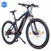 NCM Moscow Bicicleta eléctrica de montaña, 250W, Batería 48V