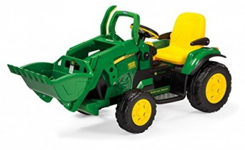 John Deere Ground Loader 12V