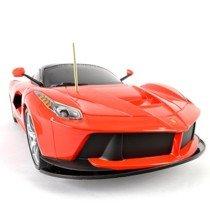 R Brillante / C F / F escaparate Ferrari Laferrari Incluye 9.6V Paquete de energía, baterías y Cargador
