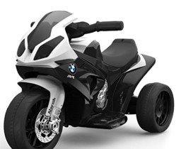 RIRICAR BMW S 1000 RR Triciclo eléctrico, Motocicleta con batería