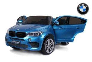 RIRICAR BMW X6 M Coche eléctrico para niños