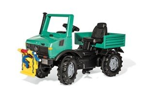 rolly toys rollyUnimog Forst Pedal Camión