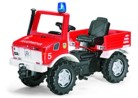 Rolly – Vehículo Unimog de bomberos