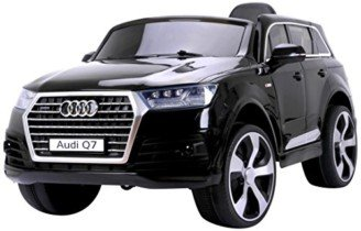 RunRunToys – Coche Audi Q7 Eléctrico 12V