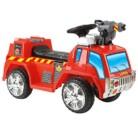 Toyrific 6v con pilas eléctrico de bomberos 6V