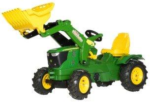 Tractor John Deere 6210 R Luxe