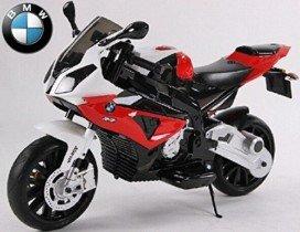 Vehiculo infantil – Eléctrico Motos niños – De BMW Con licencia
