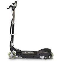 vidaXL Mini scooter eléctrico 120W Negro