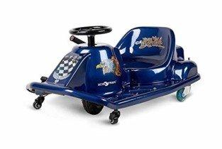 VIRTUE Kart Drift con Asiento y Freno de Mano eléctrico derrapes niños